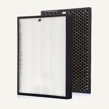 Replacement Filter True Hepa Activated Carbon for Alexapure Breeze Air Purifier