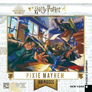 Harry Potter Pixie Mayhem 100 Piece Mini Puzzle 229mm x 178mm (nyp)