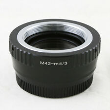 0.72x Focal Reducer Speed Booster M42 mount lens to Micro 4/3 Adapter GF6 M43