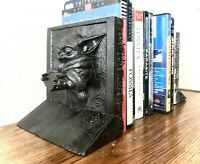 bookend baby yoda grogu mandalorian star wars a new hope luke skywalker darth