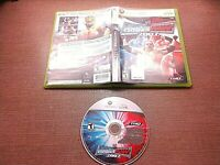 Microsoft Xbox 360 Disc Case No Manual Tested WWE Smackdown 2007 Ships Fast