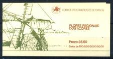 Azores 1981 Mi. MH 1 Carnet 100% ** Fleurs