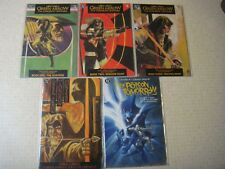 73 DC Green Arrow 1-66 Shado Fables Batman Longbow Hunters Mike Grell Question