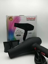 Mistral Asciugacapelli Fire Compact Pink 2100 W