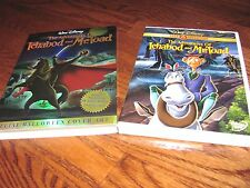 ADVENTURES of ICHABOD and MR. TOAD: Disney: DVD,1941 ;Limited Edition] SLIPCOVER
