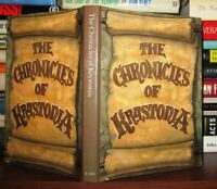 Dix, Beau and Scott, Mark THE CHRONICLES OF KRYSTONIA  1st Edition 1st Printing