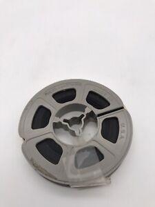 Vintage 60's  8mm Home Movie Film,  Races Cumberland