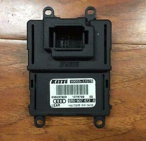 8R0 907 472 A 8R0907472A genuine OEM headlight DRL Koito module for Audi Q5 used