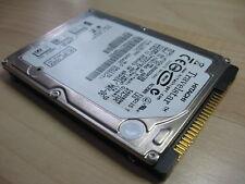 "2.5"" IDE Hard Drive 60GB Hitachi HTS541060G9AT00 WinDFT Tested w/ Log #C101CP"