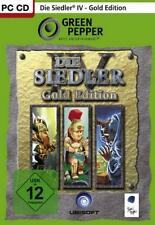 DIE SIEDLER 4 GOLD EDITION Deutsch Top Zustand
