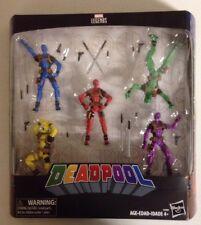 Marvel Legends Deadpool's Rainbow Squad 5-Pack Action Figure Set