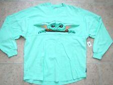 New 2020 Disney Star Wars Spirit Jersey Shirt The Mandalorian Sweater Top Small