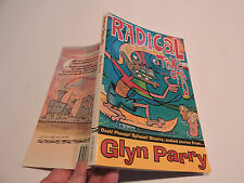 GLYN PARRY Radical Take-Offs SIGNED BY AUTHOR 1st edition 1994 very good