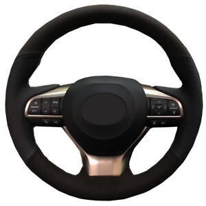 DIY Car Steering Wheel Cover For Lexus ES300h 2016 2017 2018 ES350 2016-2018