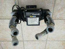 Stuart Turner 46202 Showermate 1.4 bar twin shower pump nearly new