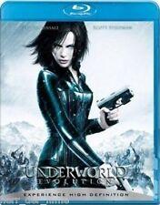 UNDERWORLD EVOLUTION (Kate Beckinsale) Blu-ray Disc NEU+OVP (ohne FSK)