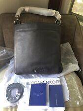 NWT Rebecca Minkoff Small Darren Leather Feed Crossbody Bag $245