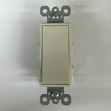 PASS & SEYMOUR TM874-LA TM874LA 4 WAY DECORATOR SWITCH 15A FREE US SHIPPING