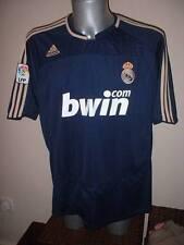 Real Madrid Adidas Camiseta Fútbol Fútbol Bwin Top Xl Adulto Trikot Maglia Vintage