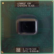 CPU Intel Celeron 530 SLA2G M530 M 1.73/1M/533 processore per HP 550