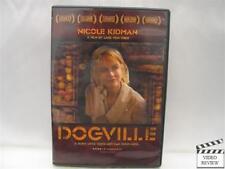 Dogville * DVD * Widescreen * Nicole Kidman *