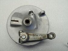Kawasaki GA3 90cc #1291 Front Brake Backing Plate / Panel / Assembly