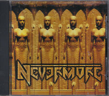 Nevermore - S/T SELF TITLED CD - Feb-1995, Century Media (USA))