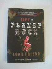 Signed! Lonn Friend Life on Planet Rock From Guns N Roses To Nirvana Backstage