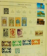 French Colonies Stamp Set #2