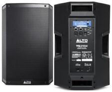 """Alto TS215W 15"""" Lautsprecher mit eingebauter Endstufe & Bluetooth Empfang  /link"""