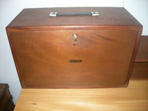 Vintage UNION Machinist Tool Chest Box 7 Drawers
