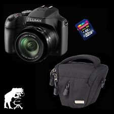 Panasonic Lumix DC-FZ82 - Zubehörpaket + 32 GB + Black Stone - vom Fachhändler
