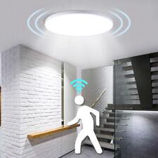 12W 18W PIR Motion Sensor LED Ceiling Light Flush Mount Garage Corridor Lamp 1X
