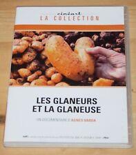 Les glaneurs et la glaneuse - DVD - Agnès Varda