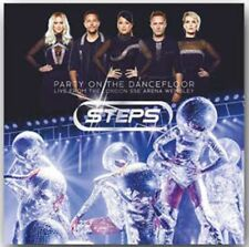 Steps - Party on the Dancefloor - New BluRay - Released 8th June 2018