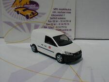 "Rietze 31810 # VW Caddy maxi'11 anno 2009 ""Deutsche Bahn"" in BIANCO 1:87 NUOVO"