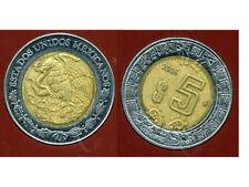 MEXIQUE 5 pesos 2006