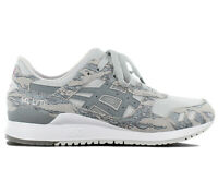 Asics Tiger x Atmos x Solebox GEL-Lyte III 3 Herren Sneaker 1191A076-020 Schuhe