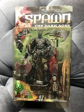 Spawn The Black Heart Figure The Dark Ages Todd McFarlane Sealed Factory sealed