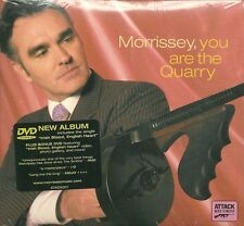 Limited Edition CD + DVD  MORRISSEY  You Are The Quarry MINT / SEALED THE SMITHS