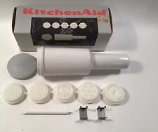 KITCHENAID Pasta Maker Plastic Plates And Storage Stomper Model SNPA