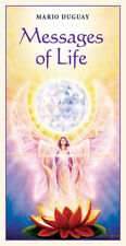 Messages of Life NEW Sealed 54 color cards divine art Inspirational Mario Duguay