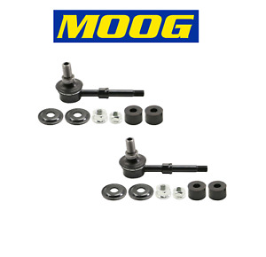 2PCS MOOG FRONT Sway Bar Link's For 1995-2004 TOYOTA TACOMA