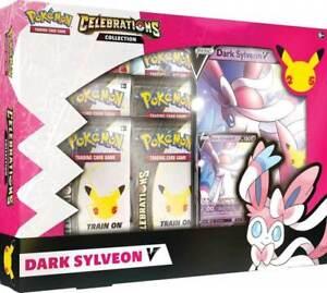 Pokemon CelebrationsDark Sylveon V Memories Box Collection sealed In Stock