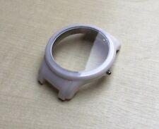 Ceramic Watch CASE/SHELL/HOUSING Shoulder Link Fits Emporio Armani AR1476/AR1467