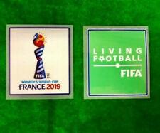 USWNT USA FIFA WOMENS WORLD CUP FRANCE 2019 KIT PATCH ALEX MORGAN