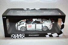 PORSCHE 911 (991) GT3 R Presentación CAR #911 2015 NUEVO Minichamps 1:18