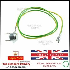 BEKO TUMBLE DRYER THERMOSTAT THERMAL CUT OUT NTC & CABLE 2953460200 GENUINE