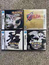 Nintendo DS Pokémon & Zelda Cases Only Lot