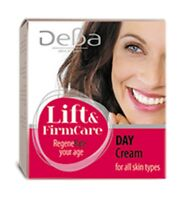 DeBa LIFT & Firm Care Day Cream Anti Age Wrinkles All Skin Types 50 ml.